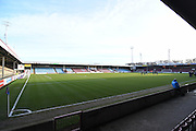 Scunthorpe United football ground before the EFL Sky Bet League 1 match between Scunthorpe United and Millwall at Glanford Park, Scunthorpe, England on 17 December 2016. Photo by Ian Lyall.