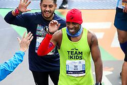 TCS New York City Marathon 2019<br /> Tiki Barber