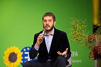 DEU, Deutschland, Germany, Berlin, 23.11.2018: Jordi Vaquer, Regional Director for Europe of Open Society Foundation. Council of the European Green Party (EGP council) at Deutsche Telekom Representative Office.