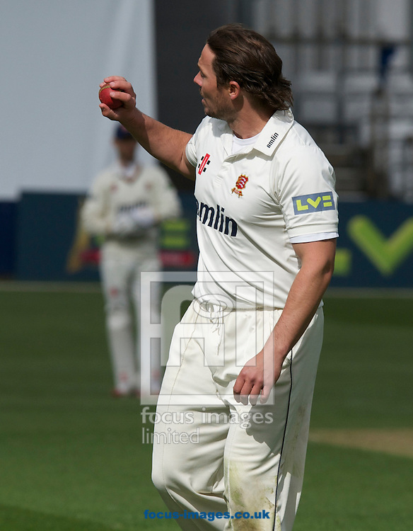 Picture by Alan Stanford/Focus Images Ltd +44 7915 056117.29/04/2013.Graham Napier of Essex County Cricket Club during the LV County Championship Div Two match at the County Ground, Chelmsford, Chelmsford..