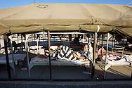 VERENIGDE STATEN-PHOENIX-Tent City. COPYRIGHT GERRIT DE HEUS