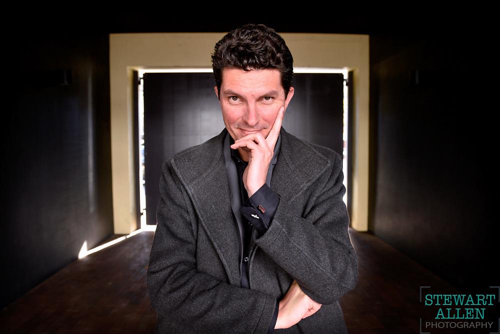 4. Best Portrait Photograph.<br /> Stewart Allen.<br /> The Sunday Times.<br /> Greens senator Scott Ludlam.