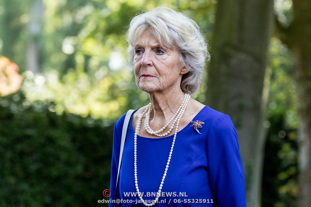 NLD/Den Haag/20190822 - Uitvaart Prinses Christina, Prinses Irene