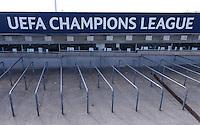 FUSSBALL   CHAMPIONS LEAGUE  FINALE in Munich   2011/2012      FC Bayern Muenchen - FC Chelsea          14.05.2012 Ticket Schalter der Allianz Arena