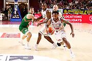 Haynes MarQuez<br /> Umana Reyer Venezia vs Banvit<br /> FIBA Basketball Champions League 2017/2018<br /> Venezia,  10/10/2017<br /> Foto Ciamillo-Castoria/A. Gilardi