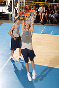 DESCRIZIONE : Bormio Ritiro Nazionale Italiana Maschile Preparazione Eurobasket 2007 Allenamento <br /> GIOCATORE : Denis Marconato<br /> SQUADRA : Nazionale Italia Uomini EVENTO : Bormio Ritiro Nazionale Italiana Uomini Preparazione Eurobasket 2007 GARA : <br /> DATA : 27/07/2007 <br /> CATEGORIA : Allenamento <br /> SPORT : Pallacanestro <br /> AUTORE : Agenzia Ciamillo-Castoria/S.Silvestri <br /> Galleria : Fip Nazionali 2007 <br /> Fotonotizia : Bormio Ritiro Nazionale Italiana Maschile Preparazione Eurobasket 2007 Allenamento <br /> Predefinita :