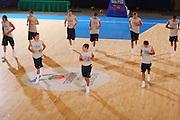 DESCRIZIONE : Bormio Raduno Collegiale Nazionale Maschile Preparazione Fisica <br /> GIOCATORE : Team Italia <br /> SQUADRA : Nazionale Italia Uomini <br /> EVENTO : Raduno Collegiale Nazionale Maschile <br /> GARA : <br /> DATA : 19/07/2008 <br /> CATEGORIA : Riscaldamento <br /> SPORT : Pallacanestro <br /> AUTORE : Agenzia Ciamillo-Castoria/S.Silvestri <br /> Galleria : Fip Nazionali 2008 <br /> Fotonotizia : Bormio Raduno Collegiale Nazionale Maschile Preparazione Fisica <br /> Predefinita :