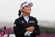 So Yeon Ryu during the Aberdeen Standard Investments Ladies Scottish Open 2018 at Gullane Golf Club, Gullane, Scotland on 28 July 2018. Picture by Kevin Murray.