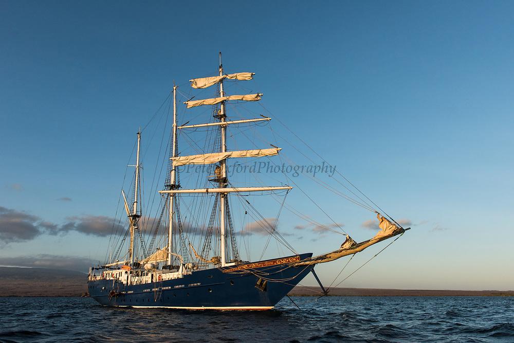 SS Mary Anne<br /> Elizabeth Bay, Isabela Island<br /> GALAPAGOS,  Ecuador, South America