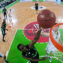 20131127: SLO, Basketball - EuroCup, KK Union Olimpija vs Asvel Villeurbanne Lyon