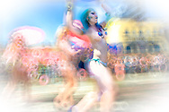 Task: Shoot, Create underwater look and feel promotional material for The Mermaid Parade Coney Island USA