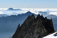 Das Gross Bielenhorn und die Lepontischen Alpen bei der Oberen Bielenl&uuml;cke, Furka, Uri, Schweiz<br /> <br /> The Gross Bielenhorn and the Lepontine Alps at the Obere Bielenl&uuml;cke, Furka, Uri, Switzerland