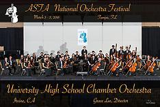 University high School Chamber Orchestra