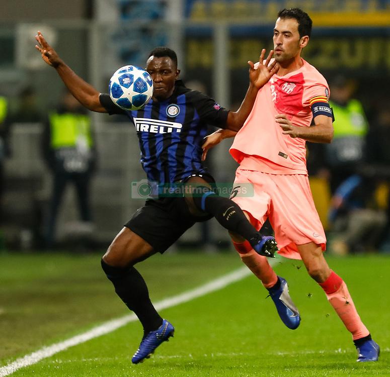 صور مباراة : إنتر ميلان - برشلونة 1-1 ( 06-11-2018 )  20181107-zaa-n230-059