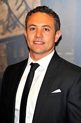 Warren Brown at the  Crime Thriller Awards  in London, Thursday, 18th October 2012 Photo by: Chris Joseph / i-Images