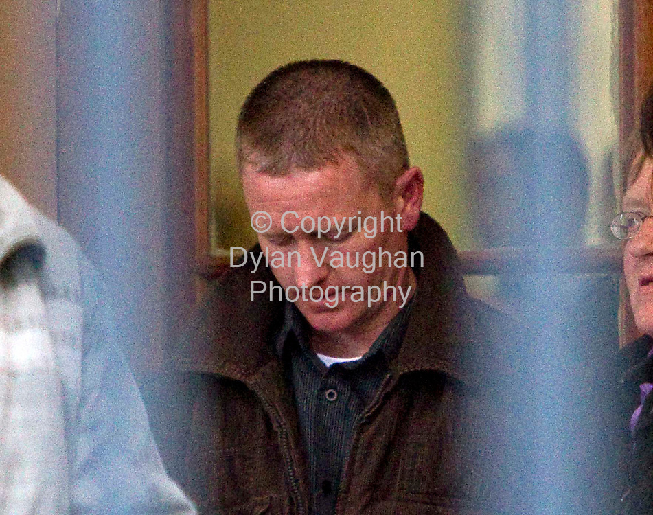 23/2/2010.Jason Murphy pictured at Clonmel Court on manslaughter charges..Picture Dylan Vaughan