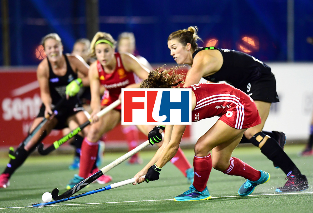 AUCKLAND - Sentinel Hockey World League final women<br /> Match id: 10310<br /> 20 ENG v NZL (Semi Final) 0-1<br /> New Zealand play the final<br /> Foto:  Anna Toman <br /> WORLDSPORTPICS COPYRIGHT FRANK UIJLENBROEK
