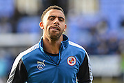 Reading FC defender Anton Ferdinand during the The FA Cup fourth round match between Reading and Walsall at the Madejski Stadium, Reading, England on 30 January 2016. Photo by Mark Davies.