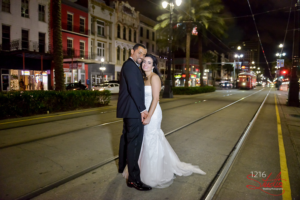 Nebiyu & Nada Wedding Photography Samples | Ritz Carlton New Orleans | 1216 Studio Wedding Photography
