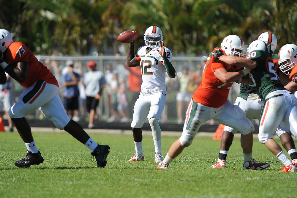 2011 Miami Hurricanes Spring Football