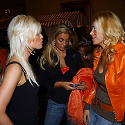 Uitreiking Kids Choice Awards 2004, Bridget maasland in gesprek met Estelle Gullit - Cruyff