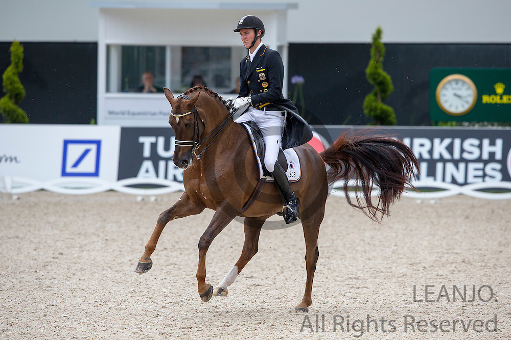 Sonke Rothenberger - Favourit<br /> World Equestrian Festival, CHIO Aachen 2015<br /> &copy; DigiShots