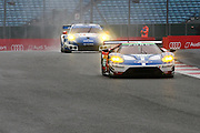 66 LMGTE Pro Ford Chip Ganassi Team UK / Ford GT / William Johnson / Stefan Mucke / Oliver Pla during the FIA World Endurance Championship Qualifying at Silverstone, Towcester, United Kingdom on 15 April 2016. Photo by Craig McAllister.