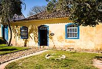 House of Anita Garibaldi. Laguna, Santa Catarina, Brazil. / <br /> Casa de Anita Garibaldi. Laguna, Santa Catarina, Brasil.
