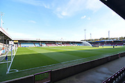 Scunthorpe United Glanford Park ground before the EFL Sky Bet League 1 match between Scunthorpe United and Bristol Rovers at Glanford Park, Scunthorpe, England on 11 November 2017. Photo by Ian Lyall.