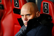 PSV - WILLEM II <br /> Trainer/Coach Jurgen STREPPEL of Willem II