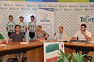 Presentazione Campionati Italiani Ciclismo su Strada Esordienti allievi Comano Terme, Trento 28 giugno 2016 © foto Daniele Mosna