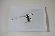Xan Rufus_Isaacs, Surreal Ski Race, St.Moritz 1983