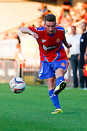 Jack Connors of Dagenham and Redbridge during the Pre Season Friendly match at the London Borough of Barking and Dagenham Stadium, London<br /> Picture by David Horn/Focus Images Ltd +44 7545 970036<br /> 22/07/2014