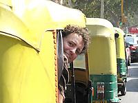 NEW DELHI India ; media , journalist Bart Boerop.