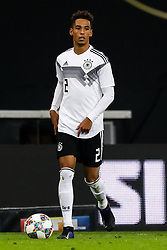 November 16, 2018 - Leipzig, Germany - Thilo Kehrer of Germany in action during the international friendly match between Germany and Russia on November 15, 2018 at Red Bull Arena in Leipzig, Germany. (Credit Image: © Mike Kireev/NurPhoto via ZUMA Press)