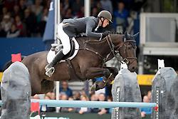 De Boer Julian, NED, Fernando V<br /> FEI World Breeding Jumping Championships for Young horses - Lanaken 2016<br /> © Hippo Foto - Dirk Caremans<br /> 18/09/16