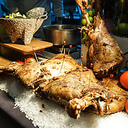 American Lamb Board Global Flavors Lamb Tour: Lamb Jam Seattle. The Georgian.