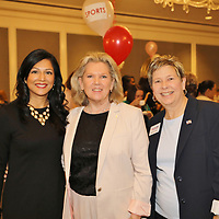 Emcee:  Aisha Sultan, Susan Kidder, President and CEO, Patrice Billings