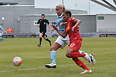 Manchester City Women v Liverpool Ladies 260616