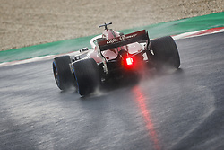 March 1, 2018 - Barcelona, Spain - ERICSSON Marcus (swe), Alfa Romeo Sauber F1 Team C37, action during Formula 1 winter tests 2018 at Barcelona, Spain from February 26 to March 01 - Photo Florent Gooden / DPPI  (Credit Image: © Hoch Zwei via ZUMA Wire)