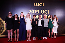 Hitec Products Birk Sport at UCI Cycling Gala 2019 in Guilin, China on October 22, 2019. Photo by Sean Robinson/velofocus.com
