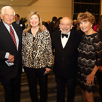 Frank Jacobs, Joan and Sherman Silber, Suzie Nall