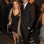 NLD/Amsterdam/20150211 - Premiere Fifty Shades of Grey, Jeroen van Nieuwenhuizen en partner