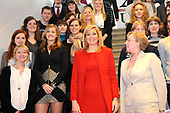 Prinses Maxima naar Amsterdam University College