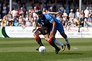 Chorley FC 2-0 Stockport County FC 20.4.19