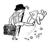 E H Shepard Cartoons