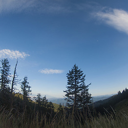 Clouds over Mt. Ashland, Rogue River–Siskiyou National Forest, Oregon, US