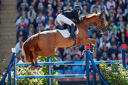 Goldstein Danielle, ISR, Lizziemary<br /> FEI European Jumping Championships - Goteborg 2017 <br /> © Hippo Foto - Dirk Caremans<br /> 27/08/2017,