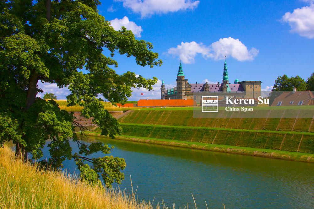 Kronburg Castle, Elsinore, Denmark