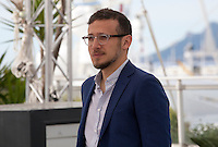 Director Roberto Minervini at the The Other Side film photo call at the 68th Cannes Film Festival Thursday May 21st 2015, Cannes, France.